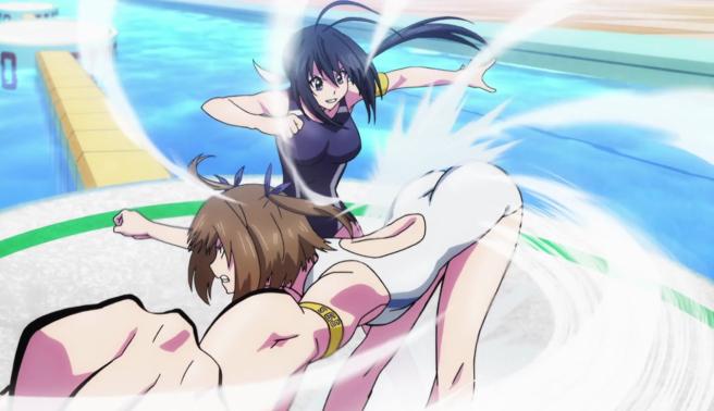 Keijo!!!!!!!! anime